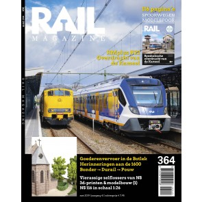 Rail Magazine 364