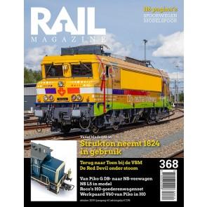 Rail Magazine 368