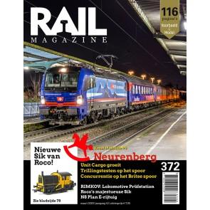 Rail Magazine 372