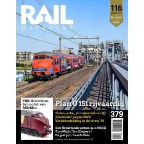 Rail Magazine 379