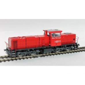 Rocky Rail RR65113 - Dieselloc 6511 NS DC Sound