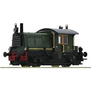 Roco 72015 - Dieselloc Sik groen DC-Sound.