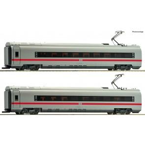 Roco 78043 - ICE 3 class 407, 2-delige uitbreidingsset, DB AG