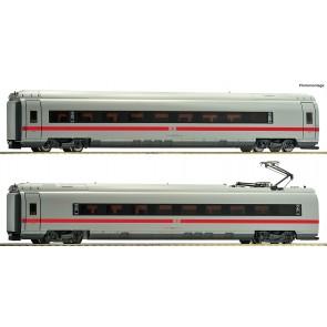 Roco 78045 - ICE 3 class 407, 2-delige uitbreidingsset, DB AG