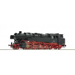 Roco 72263 - DB-Stoomloc 85 001, SOUND EN DYNAMISCHE ROOK  OP=OP!