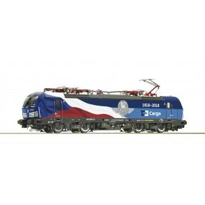 Roco 73945 - Elektrolokomotive 383 009-8, CD Cargo