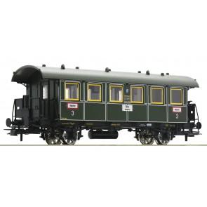 Roco 74901 - Personenwag. 3.Kl. KBAY