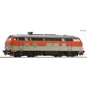Roco 78749 - Diesellocomotief BR 218.1