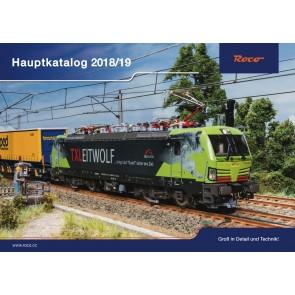 Roco 80118 - Catalogus 2018/2019 H0-schaal