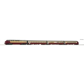 L.S. Models 14502.D - Trans Europ Express AC Digitaal OP=OP!