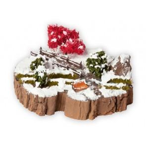 "Noch 10003 - Diorama Kit ""Winter Dream"""