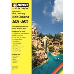 Noch 72212 - NOCH Katalog 2021/2022 Englisch