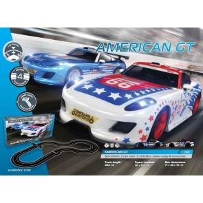 Scalextric 1361 - SET AMERICAN GT