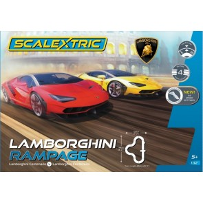 Scalextric 1386 - Startset 2x Lamborghini