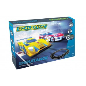 Scalextric 1399 - SET ENDURANCE (GT V LMP) (9/18) *