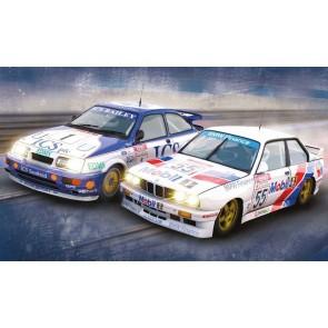 Scalextric 3693A - T.C.LEG.FORD SIERRA/BMW