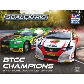 Scalextric 3694A - BR.TOUR.CAR CHAMP.14/15