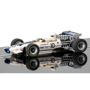 Scalextric 3707 - LOTUS 49 PETE LOVELY (8/17) *