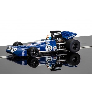 Scalextric 3759A - TYRELL 003 ELF LEGENDS (9/17) *