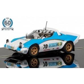 Scalextric 3827A - ANNIV. COL. CAR CAR NO.5 - 1970S (9/17) *