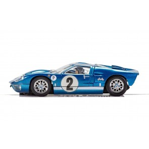 Scalextric 3916 - FORD GT MKII SEBRING 1967 (8/18) *