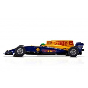 Scalextric 3960 - FORMULA ONE CAR BLAUW 2017 (11/18) *