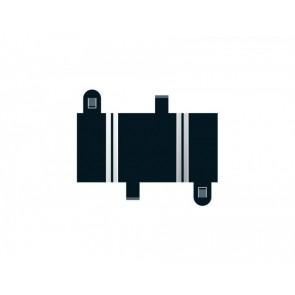Scalextric 8236 - BAANST.RECHT 2ST. 78 MM.