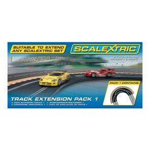 Scalextric 8510 - UITBR. SET 1 RACE BOCHT