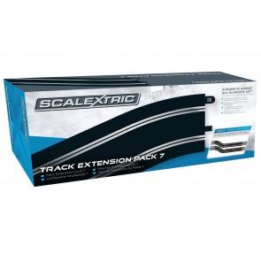 Scalextric 8556 - UITBR. SET 7 4XRCHT 4XBCHT