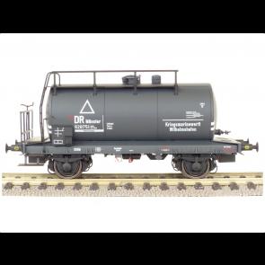 Exact train EX20500 - DRG 2er Set 24m3 Uedinger Kesselwagen Kriegsmarinewerft Wilhelmshafen