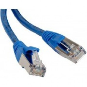 Digikeijs DR60880 - STP kabel 0,5mtr blauw