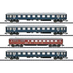 Trix 15132 - Personenwagen-Set MERKUR DB
