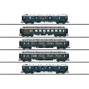 Trix 23219 - Simplon-Orient-Express-Set NOG 2 RESERVEERBAAR!