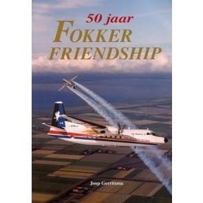 De Alk 90 6013 268 8 - 50 jaar Fokker friendship