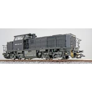 Esu 31300 - Diesellok, H0, G1000, 500 1578 MRCE, schwarz, Ep VI, Vorbildzustand um 2007, Sound+Rauch, Rangierkupplung, DC/AC