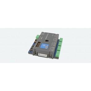 Esu 51830 - SwitchPilot 3, 4-fach Magnetartikeldecoder, DCC/MM, OLED, mit RC-Feedback, updatefähig, RETAIL verpackt