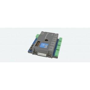 Esu 51831 - SwitchPilot 3 Plus, 8-fach Magnetartikeldecoder, DCC/MM, OLED, updatefähig, RETAIL verpackt