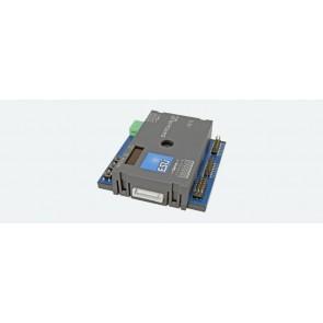 Esu 51832 - SwitchPilot 3 Servo, 8-fach Servodecoder, DCC/MM, OLED, mit RC-Feedback, updatefähig, RETAIL verpackt