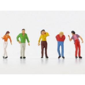 Vollmer 42353 - N Figuren-Set Baumarkt-Kunden