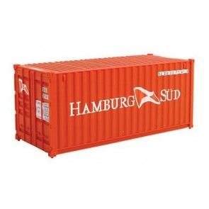 Walthers 532019 - CONTAINER 20' HAMBURG SÜD H0