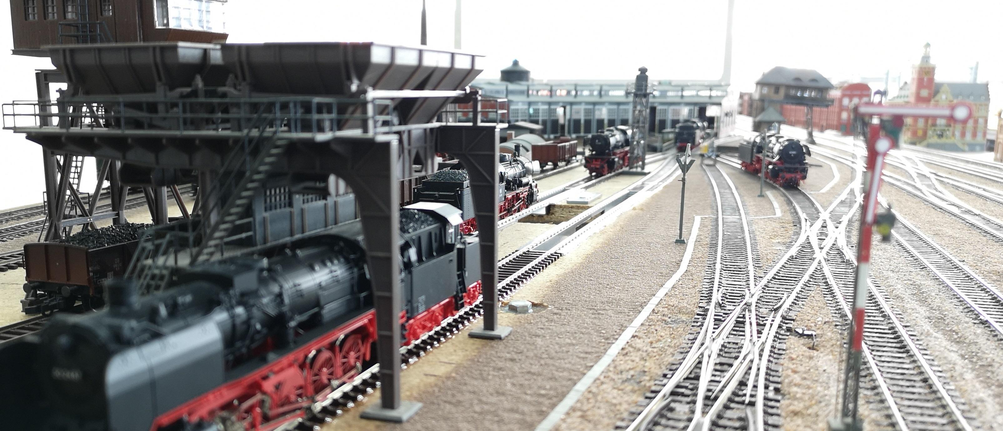 Huiderstadt Betriebswerk